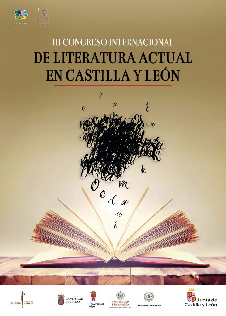 cartel-iii-congreso-internac-literatura-actual-castilla-y-leon